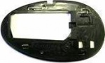 MG ZR [99-06] Clip In Wing Mirror Glass